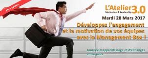 formation management motivation travail team building